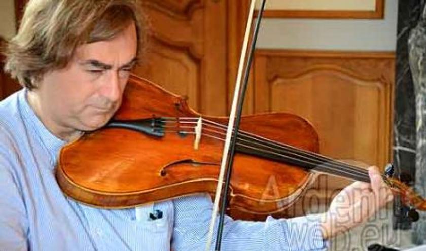Le violon baryton de Jacques Dupriez - video 2