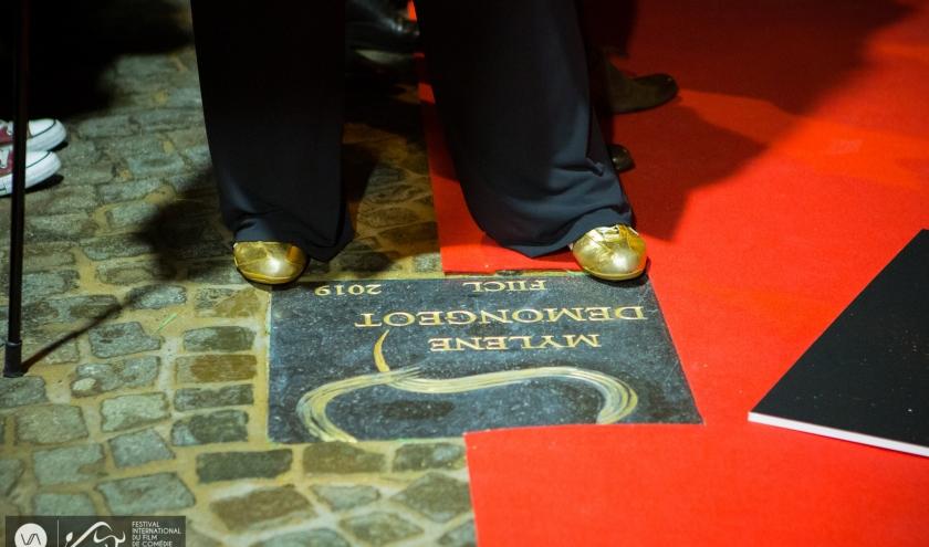 Karin Viard est un des invités de marque du Festival FIFCL , le Festival International du Film de Comédie de Liège