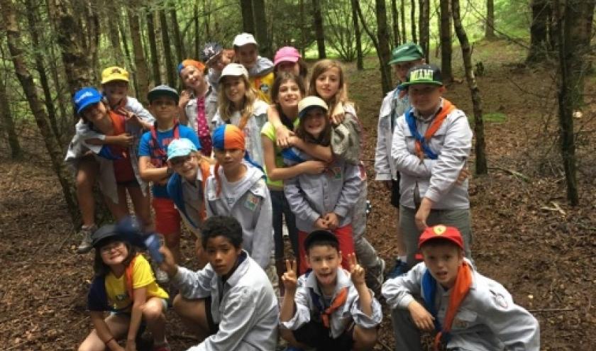 Les scouts et guides pluralistes de Spa