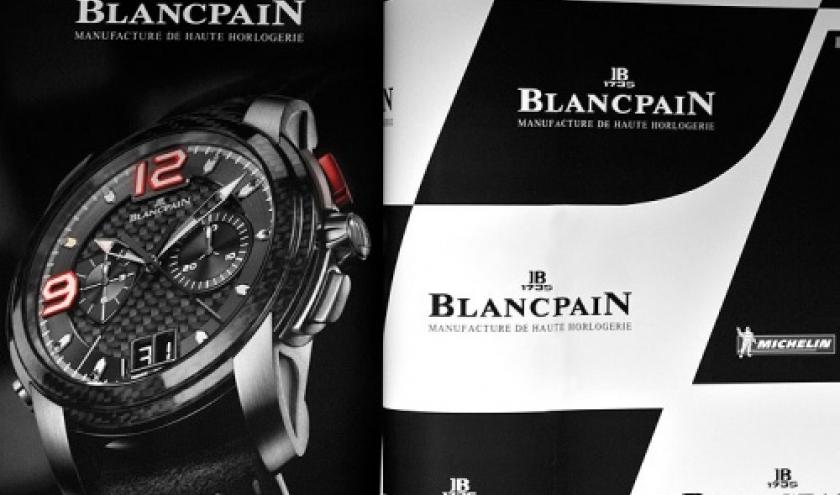 Blancpain-Patrick Davin