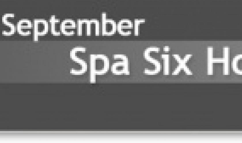 Spa Six Hours - Photos Patrick Davin