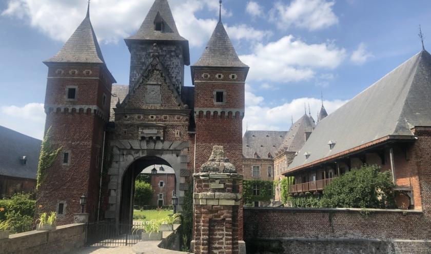 La Commanderie de Fouron St Pierre ( Fourons / 4 km d'Aubel )