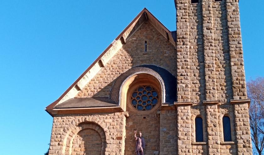 L'église d' Ondenval