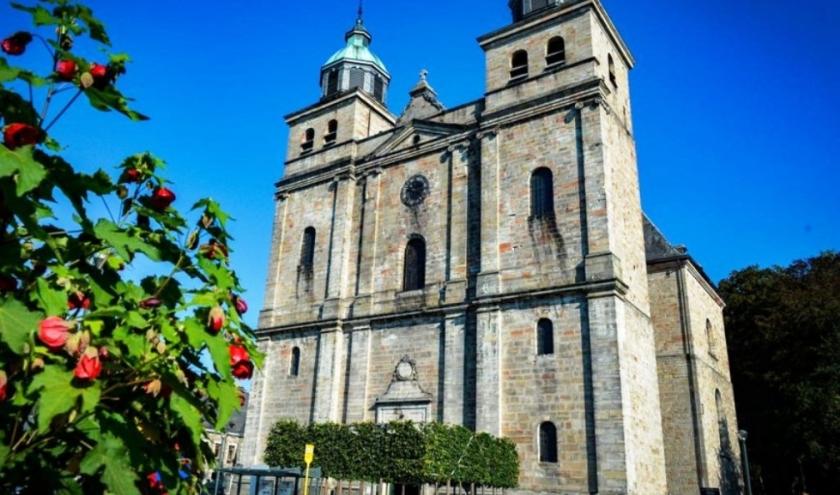 """La cathédrale de Malmedy ( Photo """"L'Avenir"""")"""