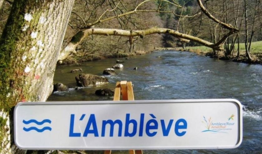 Quand les cours d'eau retrouvent leurs noms ...