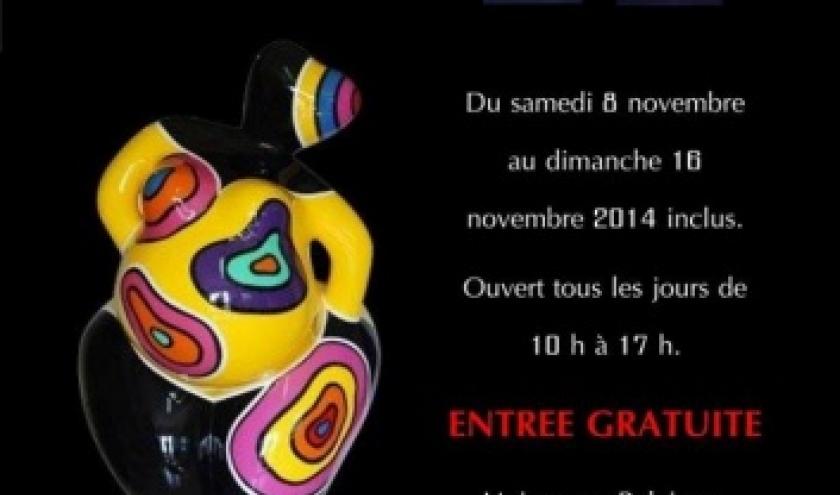 Exposition jusqu'au 16 novembre 2014