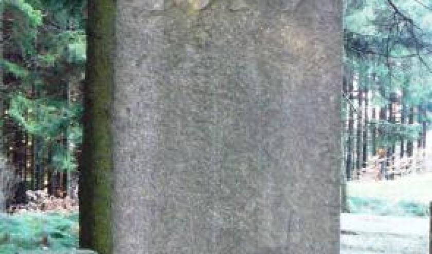 Monument Apollinaire a Bernister - Malmedy