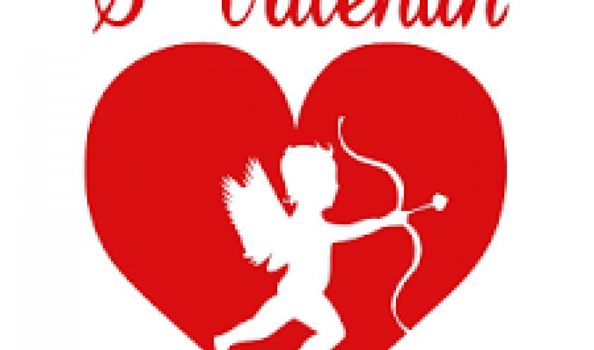 Le calendrier wallon du 14 février ( St Valentin ) Li calendriyer walon dè catwaze  di fèvrîr: Sint Valintin.