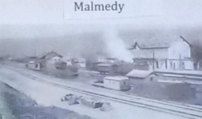 La gare de Malmedy