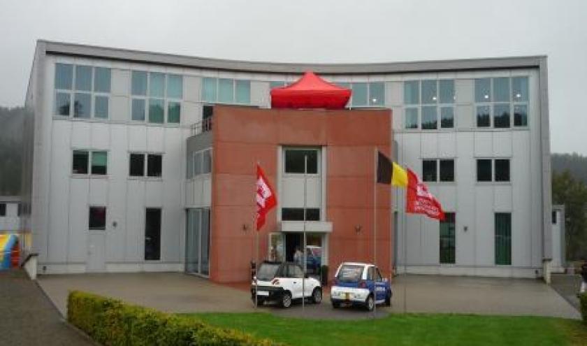 Campus Circuit : Le Campus automobile et technologies du circuit de Spa - Francorchanps