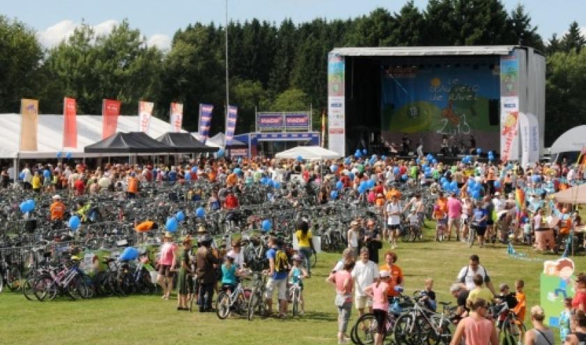 La Calamine attend des milliers de visiteurs, comme à Butgenbach en 2013 (Photo: eastbelgium.com)
