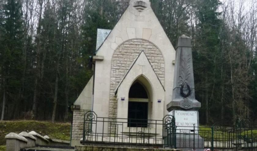 La nouvelle chapelle de Beaumont - en - Verdunois