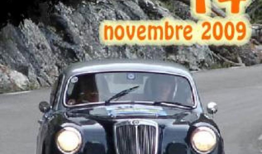 Routes Ardennaise 14/11/2009