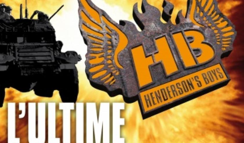 Hendersons Boys  Tome 7  L ultime combat de Robert Muchamore   Casterman.