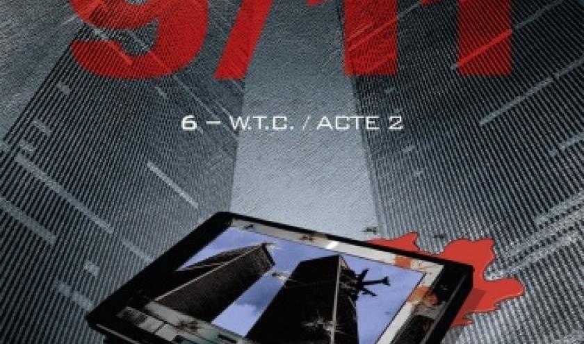 9/11   W.T.C.  Acte 2 de  Jef, Bartoll et Corbeyran  Editions Glenat.