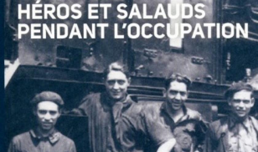 SNCF, héros et salauds pendant l'occupation de JP Richardot –Cherche Midi Editeurs.