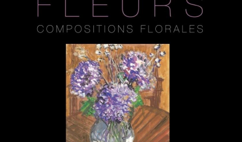 Fleurs, Compositions florales de Pierre Merminod   Edtions Slatkine.