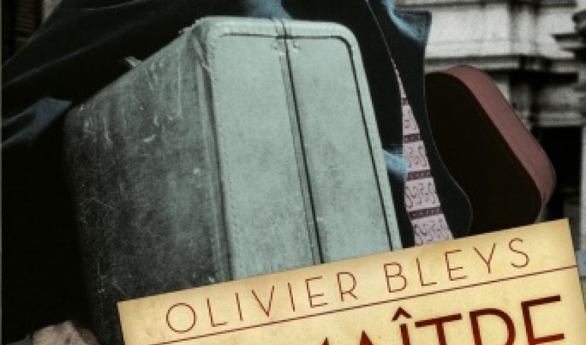 Le Maitre de cafe de Olivier Bleys  Editions Albin Michel.