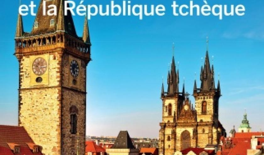 Prague et la Republique tcheque  3ed  Guides Lonely Planet.