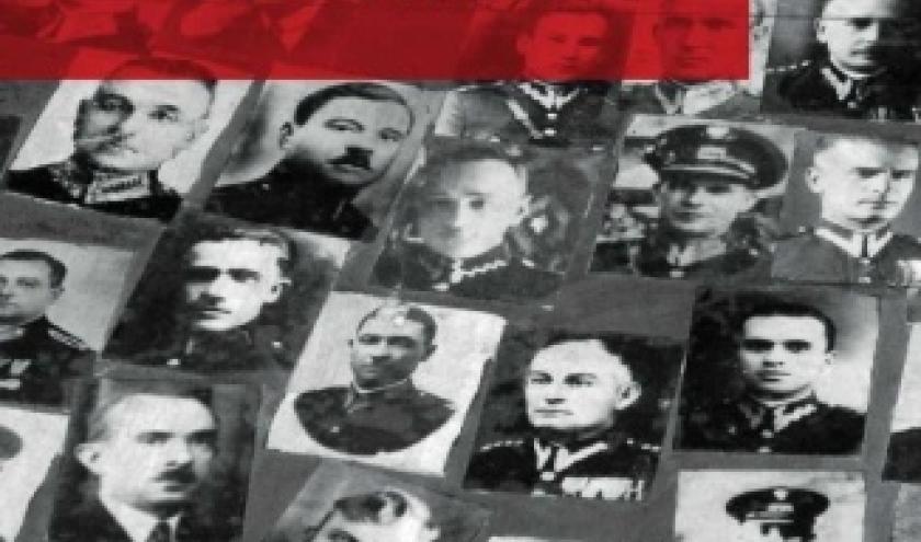 Les Ombres de Katyn de Philip Kerr   Editions Le Masque.