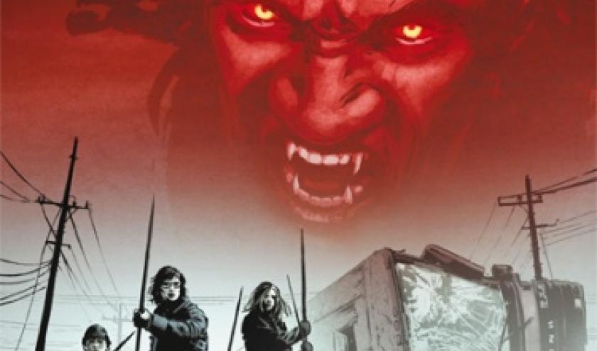 La Terre des Vampires Tome 1 de David Munoz et Manuel Garcia  Humanoides Associes.