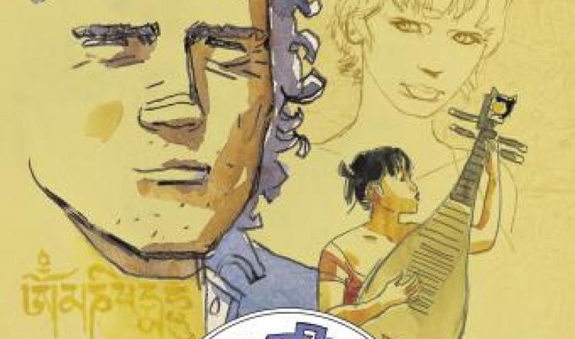 Jonathan une autobiographie imaginaire en BD de Cosey  Le Lombard.
