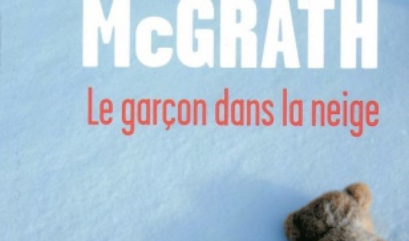 Le garcon dans la neige de MJ McGrath  Editions Presses de la Cite