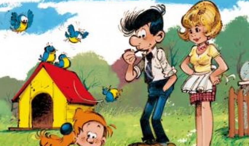 Boule & Bill – Compil T2, Papa, Maman, le Chien et Moi – Dupuis.