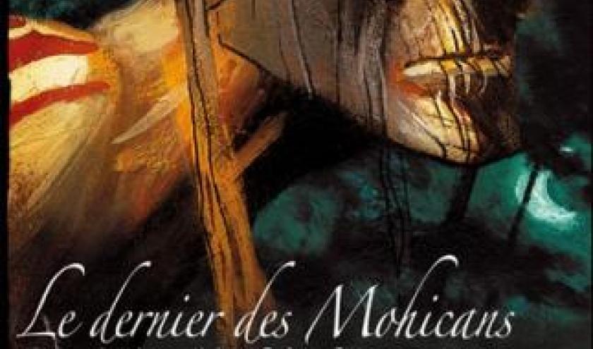Le dernier des Mohicans - D'après le roman de J F Cooper, Cromwell & Catmalou – SoleilProd.