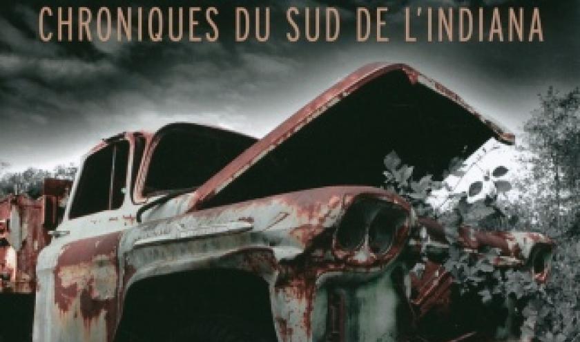 Chiennes de vies de Frank Bill  Editions Gallimard.