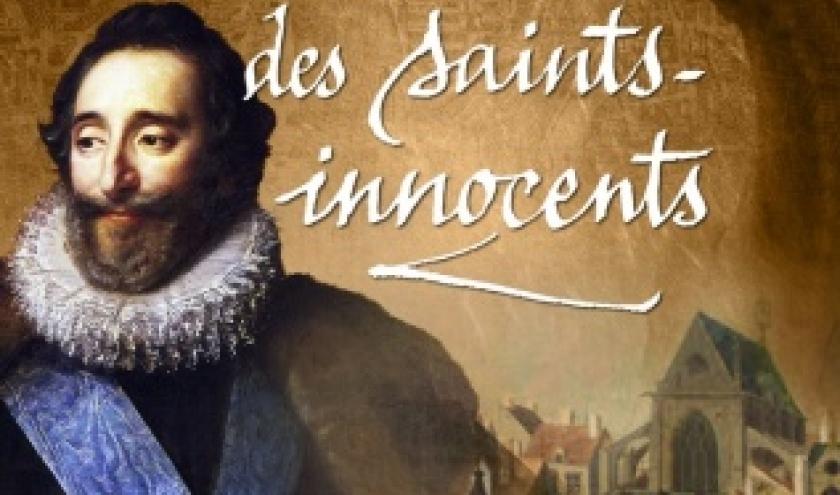 Les aventures de Olivier Hauteville  La bete des saints innocents de Jean dAillon  Editions Flammarion.