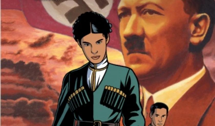 Les Cosaques d'Hitler Tome 1 de Valerie Lemaire et Olivier Neuray  Casterman.