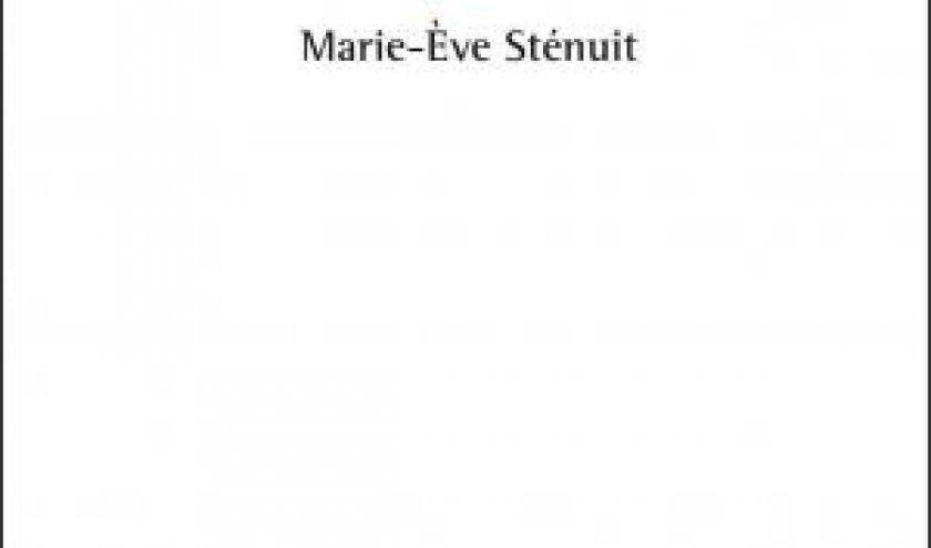 Le tombeau du guerrier de Marie Eve Stenuit  Serge Safran Editeur.