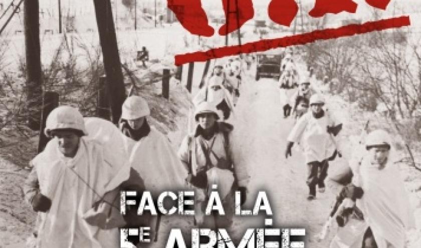 Le GI face a la V Panzer Armee de Henri Castor  Editions Weyrich.