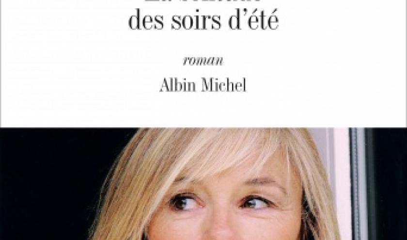 La solitude des soirs d'été de Anaïs Jeanneret  Editions Albin Michel.