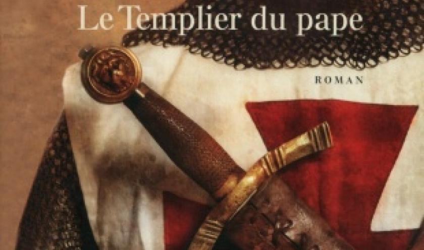 Le Templier du pape de Jean Michel Thibaux  Presses de la Cite