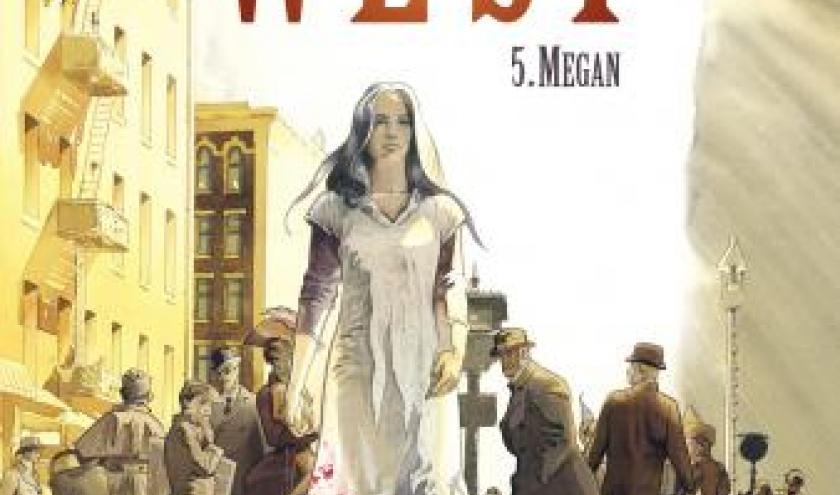 West (T5) – Megan - Dargaud.