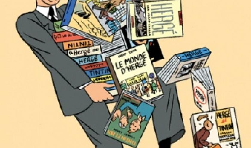 Tintin, Bibliographie d un mythe de O. Roche et D. Cerbelaud   Editions Les Impressions Nouvelles.