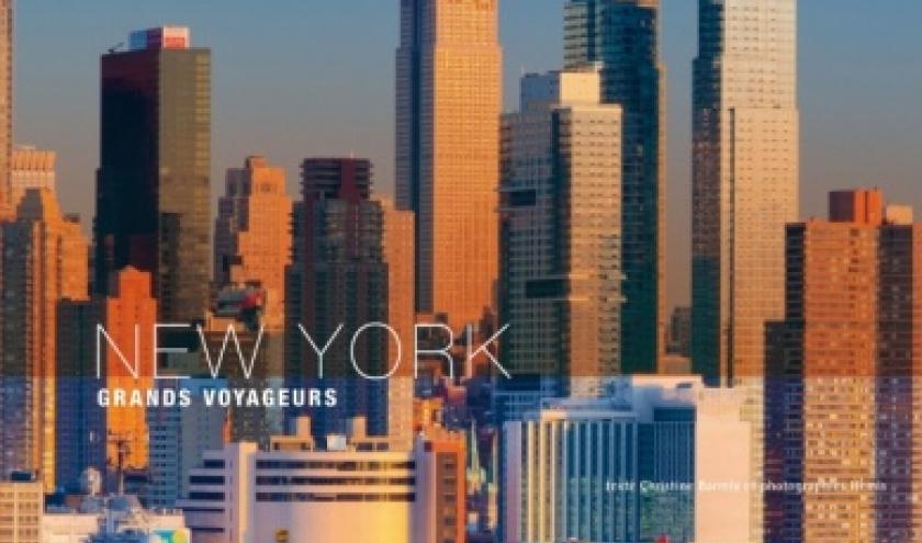 New York de Christine Barrely et Hemis  Editions du Chene.