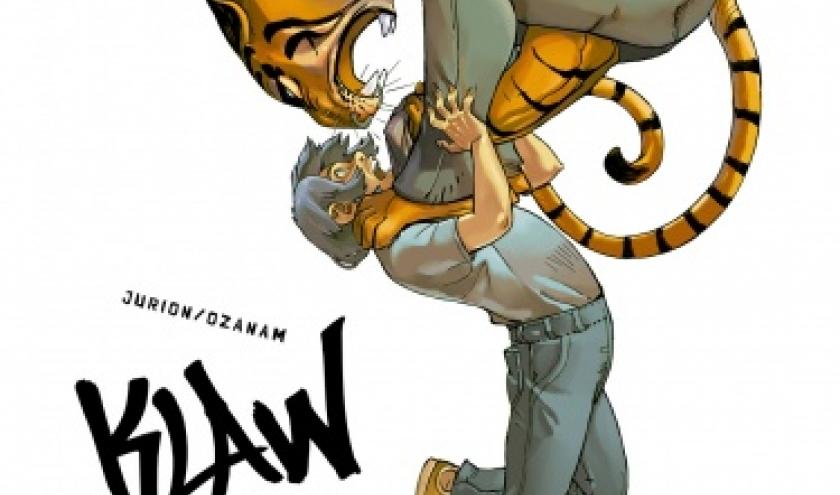 Klaw Tome 1, Eveil de Ozanam et Joel Jurion  Le Lombard.