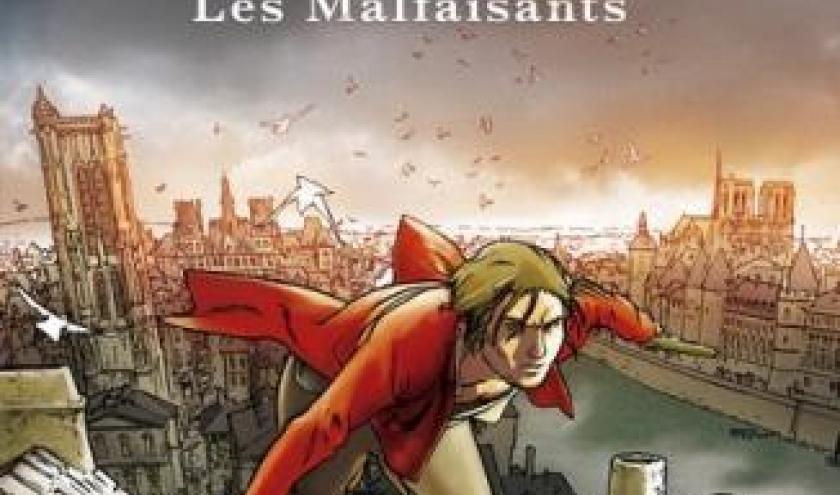 Jack (T1) – Les Malfaisants de Rochebrune & S. Runberg – Dupuis.