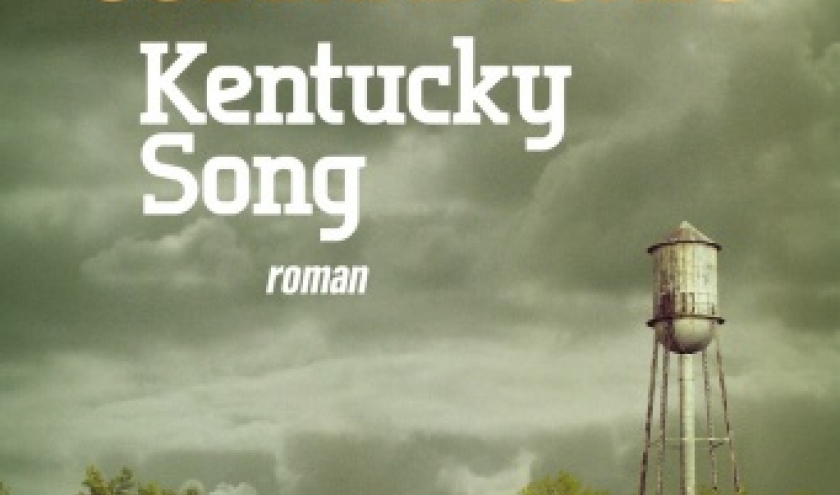 Kentucky song de Holly Goddard Jones    Albin Michel.