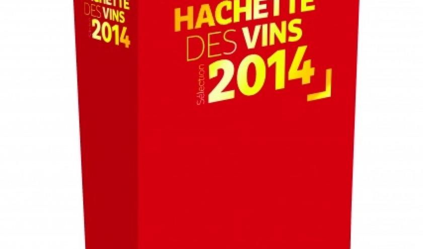 Le Guide Hachette des Vins 2014  Editions Hachette.