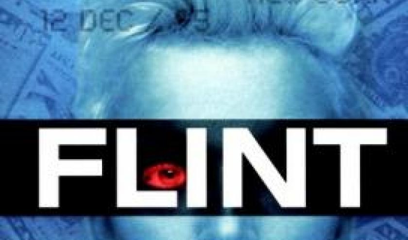 Flint de Paul Eddy -  Editions Pocket.