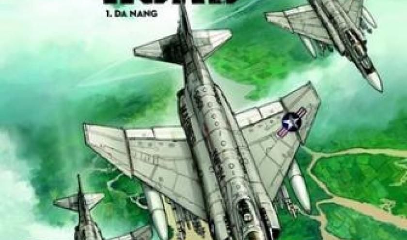 Bombroad (T1), Da Nang – M. Koeniguer – Editions Paquet.