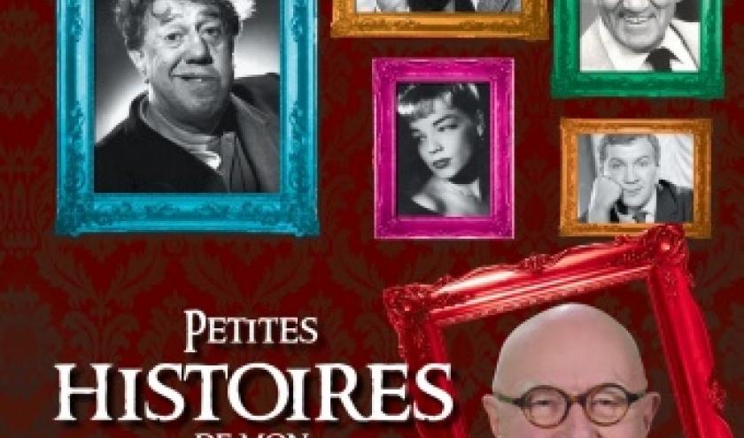 Petites Histoires de mon Show Biz de Jean Paul Rouland  Editions Hugoetcie.