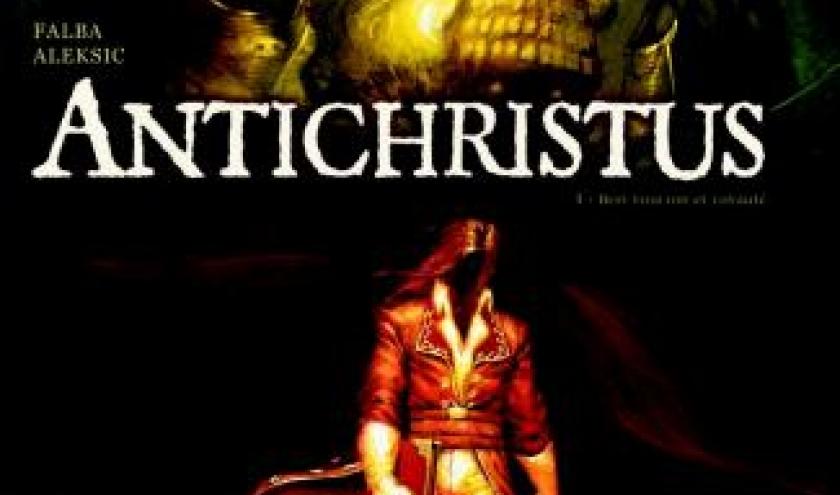 Les secrêts du Vatican : Antichristus (T1).