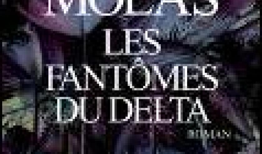Les fantomes du delta de Aurelien Molas  Editions Albin Michel.