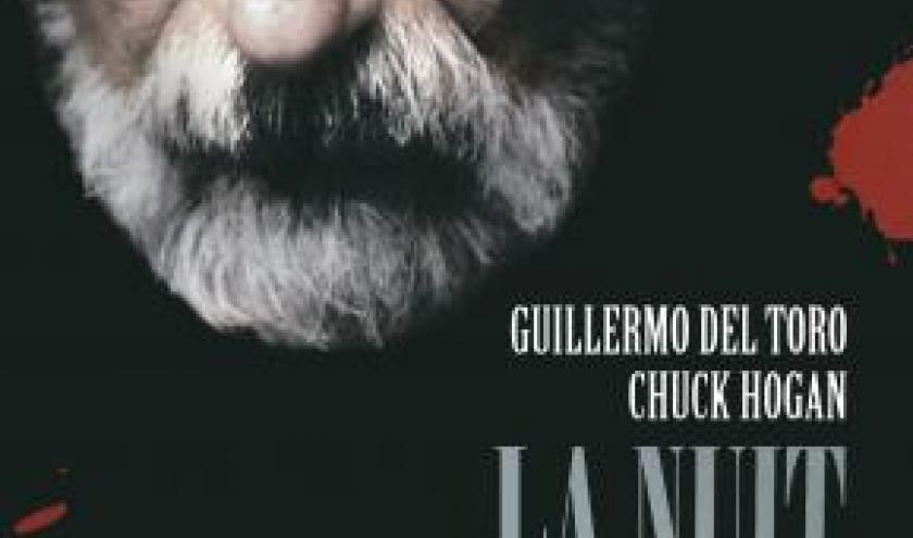La nuit éternelle de G. Del Toro & Chuck Hogan  Editions Presses de la Cité.