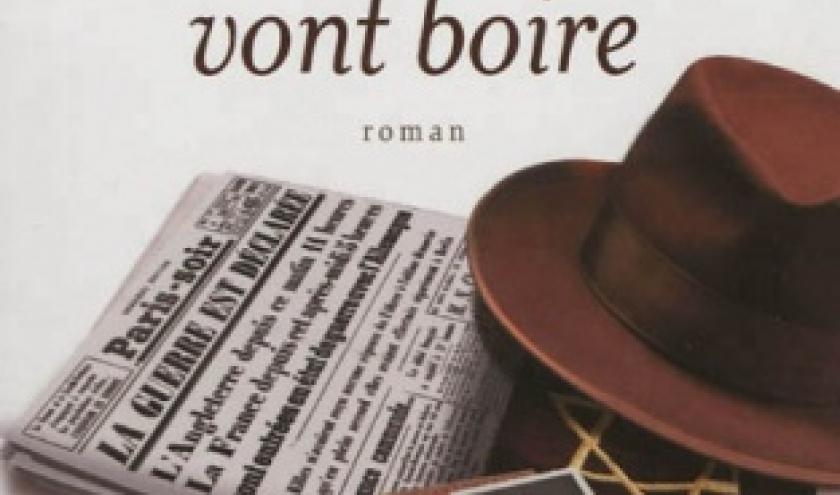 L'heure ou les loups vont boire de Jerome Duhamel  Editions Flammarion.